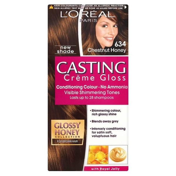 L'oreal casting creme gloss - 634
