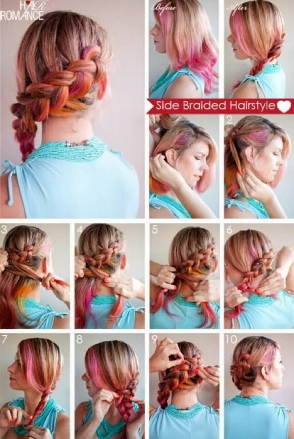 Как красиво сделать косички