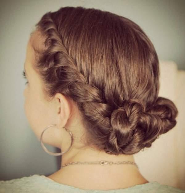 Обладая навыками плетения кос,