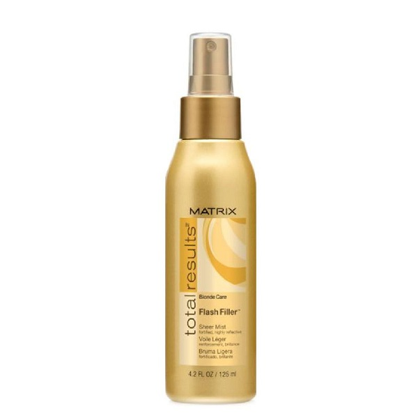Matrix Total Results Blonde Care Flash Filler Sheer Mist_enl