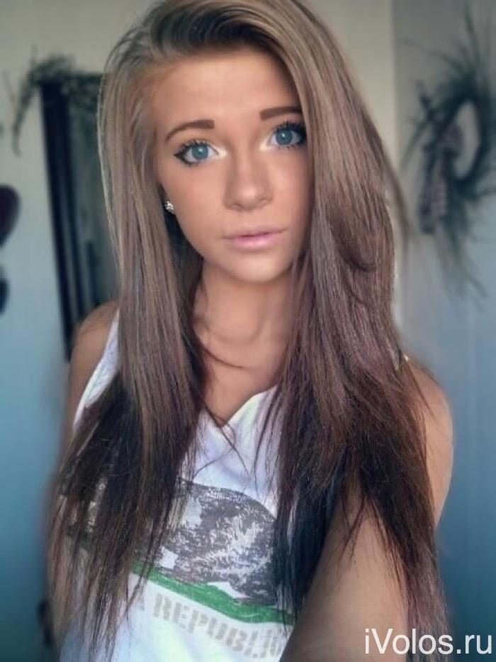 Шоколадный блондин цвет волос фото